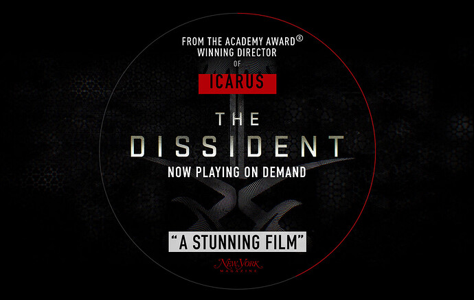 TheDissident